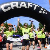 Kalokagathia vítězí. Formace dvojčat Svobodů ovládla první závod seriálu týmových půlmaratonů
