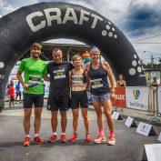 Škoda sport park v Plzni se chystá na premiéru týmového půlmaratonu i s olympijskými medailisty