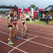 Moira Stewartová jako druhá Češka zaběhla desítku pod 33 minut