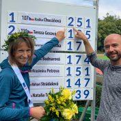 Radka Churaňová láme ultramaratonské rekordy a vyhlíží podzimní vrcholy