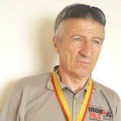 Mistr Evropy vterénním triatlonu Pavel Podešva: na Havaj pojedu vyhrát