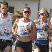 Triatlonistka Frintová: boj o půlmaratonský titul tak trochu náhodou