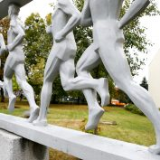 Běchovice oceněny za příspěvek ke světovému atletickému dědictví