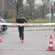 Pelíšek sahal po rekordu šampionátu na 100 km. Proti byly i nové boty