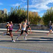 Joglová po zklamání z Gdyně blíž maratonu v Tokiu